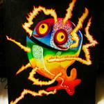 Rainbow Electric Chu chu by Geek-Girl-Fi