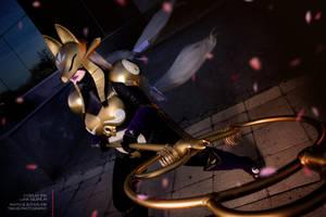 Sakuyamon - Fight! by LunaSelenium