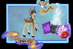 Character Card Jingles by TechTalkPony
