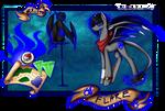 Character Card Flare by TechTalkPony