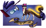 Character Card Lupa by TechTalkPony