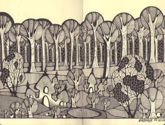 Wood_of_Elephants by Mashmuh
