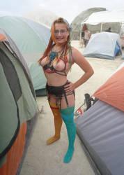 Burning Man by antithestasia