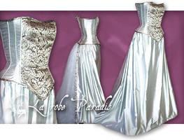 Dress Paradis La fee corsetee by michaeljack