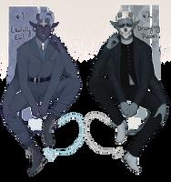 C L O S E D - Male Demons Set v.4 - 2 / 2 Taken by Zaliviel