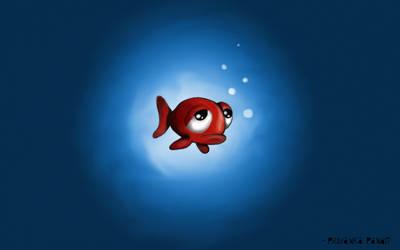 Fish_digital paint by priyankapandit05