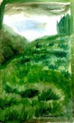 Greenhelm  by DRAGONHATAKE