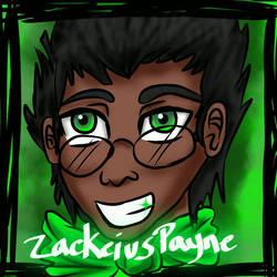 Paid Icon ZackeiusPayne  by DRAGONHATAKE
