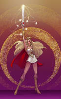 She Ra... Princess of Power by Zephyri