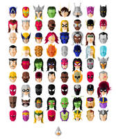 The Marvel Universe by TheDictator97