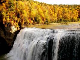 Waterfalls 2 by GestianPoet21