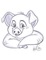 Piggy by Miss-Melis