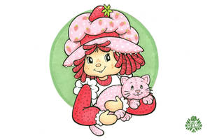 Strawberry Shortcake by Miss-Melis