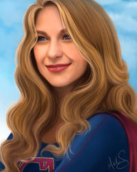 Supergirl by Miss-Melis