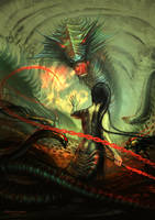 Bhunal: The Slayer by FerdinandLadera