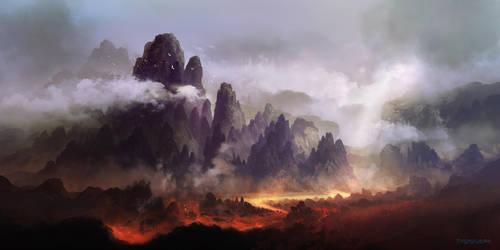 The Silence at Sacreorem by FerdinandLadera