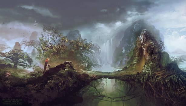 The Passage by FerdinandLadera