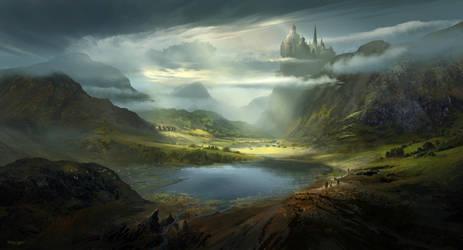 The Magocracy of Helinde by FerdinandLadera
