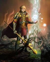 Lord of the Wisps by FerdinandLadera