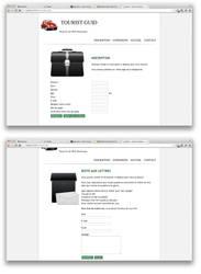 Website Project [Part II] by Carat-54