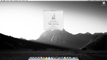Mac OS X Maverick by Carat-54