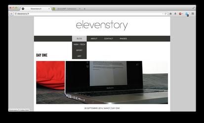 Elevenstory.fr by Carat-54