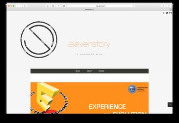 Nouvelle version de elevenstory.fr by Carat-54