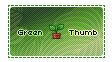 Stamp: Green Thumb by Ulfeid3