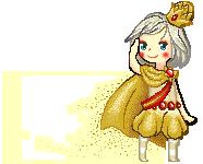 Golden Princesse by Lili-arc-en-ciel