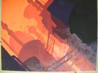 Sunrise by Lili-arc-en-ciel