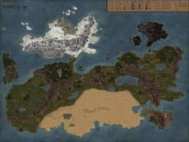 Oreen by Eragon2589