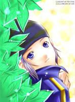 Digimon Frontier Collaboration by eri-nanoda