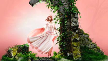 Wind of hope Wallpaper by FeodorIvaneev