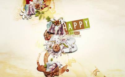 140624 - Happy Eri's day by NekoNguyen