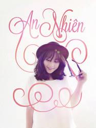 140427 - An Nhien by NekoNguyen