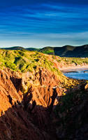 Coastal Alentejo Landscape by gendosplace