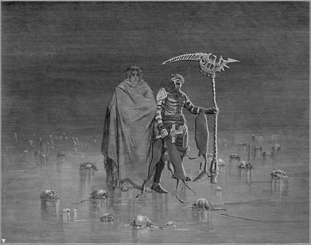 Dante s Inferno Dore Style by frengo13