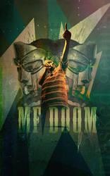 MF Doom by daeej