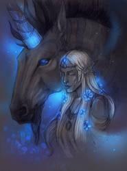 Ylthin|homm5 by ShivaWalker
