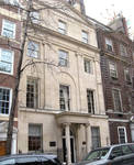 Lady Margaret's York Townhouse -- Facade by TeamGirl-Differel