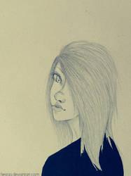 Random girl by Fiestaa