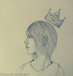 Random girl / 2 by Fiestaa
