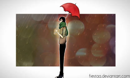 Rain by Fiestaa