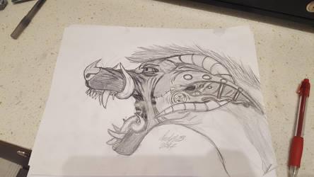 Sona sketch by dmlp103