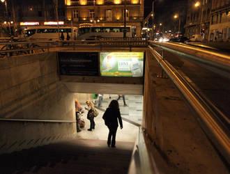 Budapest I by Abysska