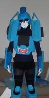 TFA Blurr Costume by AosakiKeiko