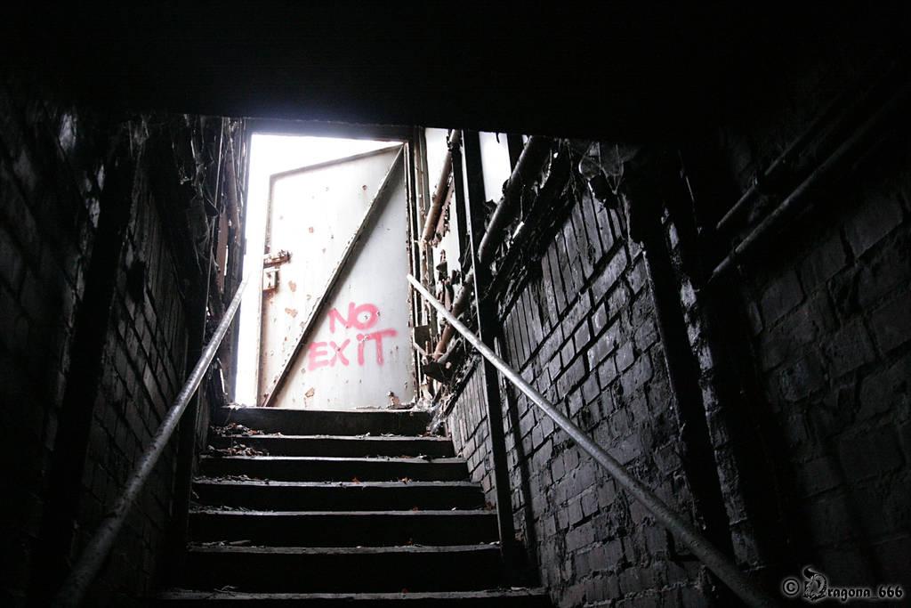 the last door by dragona666