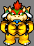 Bowser on a 3DS by CarnageJak