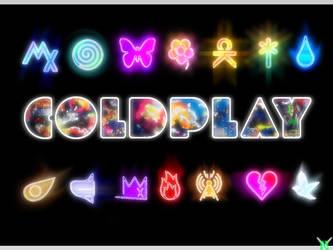 Coldplay - Mylo Xyloto by NovaMx
