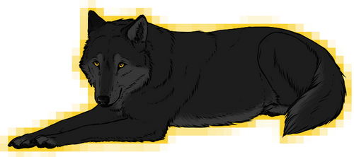 Blackwolf by Sambhur